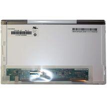 "10,1"", Normal (стандарт), 40 pin (снизу слева), 1024x600, Светодиодная (LED), без креплений, глянцевая, Chi Mei (CMO)"