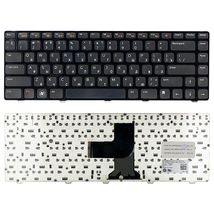 Клавиатура Dell Inspiron 15 (L502X) Black, (Black Frame) RU