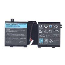 Оригинальная аккумуляторная батарея для ноутбука Dell 2F8K3 14.8V Black 5800mAhr 86Wh