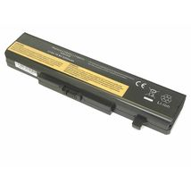 Аккумуляторная батарея для ноутбука Lenovo-IBM L11L6Y01 IdeaPad Y480 11.1V Black 5200mAhr