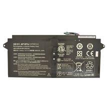 Оригинальная аккумуляторная батарея для ноутбука Acer AP12F3J 7.4V Black 4680mAhr
