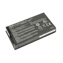 Оригинальная аккумуляторная батарея для ноутбука Asus A32-A8 10.8V Black 4400mAhr