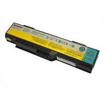 Аккумуляторная батарея для ноутбука Lenovo-IBM BAHL00L6S G410 10.8V Black 4400mAh