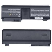 Усиленная аккумуляторная батарея для ноутбука HP Compaq HSTNN-OB37 Pavilion TX1000 7.4V Black 6600mAhr
