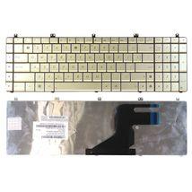 Клавиатура Asus N Series (N55, N75) X Series (X5QS) Silverly, RU