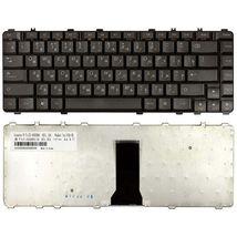 Клавиатура Lenovo IdeaPad (Y450, Y450A, Y450G, Y550, Y550A, Y460, Y560, B460) Black, (Black Frame), RU
