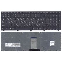 Клавиатура Lenovo IdeaPad (B5400, M5400) Black, (Black Frame), RU