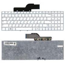 Клавиатура Samsung (300E5A, 300V5A, 305V5A, 305E5) White, (No Frame), RU