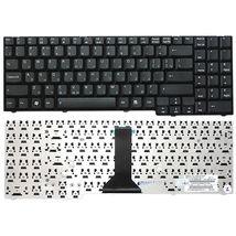 Клавиатура Asus (F7KR, F7L, F7Se, F7SR, F7Z) Black, RU