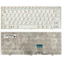 Клавиатура Asus EEE PC (1000H) White, (White Frame) RU