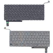Клавиатура Apple MacBook Pro (A1286) Black, (No Frame), с (SD), (Original), RU (вертикальный энтер)
