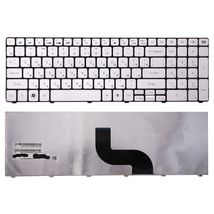 Клавиатура Acer Packard Bell (TM81) Silver, (No Frame) RU
