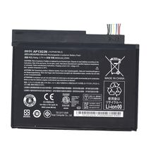 Оригинальная аккумуляторная батарея для планшета Acer AP13G3N 3.7V Black 6800mAhr 25Wh
