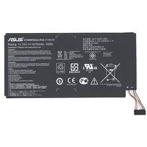 Оригинальная аккумуляторная батарея для планшета Asus C11-ME172V 3.75V Black 4270mAhr 16Wh