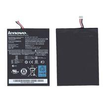 Оригинальная аккумуляторная батарея для планшета Lenovo L12T1P31 3.7V Black 3700mAhr 13.7Wh