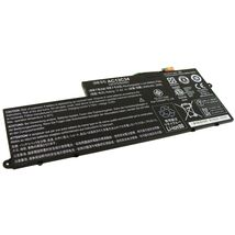 Оригинальная аккумуляторная батарея для ноутбука Acer AC13C34 Aspire E3-112 11.4V Black 2640mAhr 30Wh