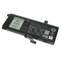 Оригинальная аккумуляторная батарея для ноутбука Dell G05YJ Alienware 14 11.1V Black 6000mAhr 69Wh
