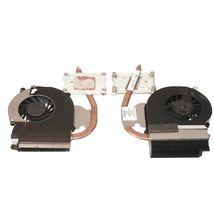 Система охлаждения для ноутбука HP 5V 0,4А 3-pin Forcecon HP Presario CQ43 (Intel Pentium c интегр. видео)