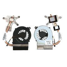 Система охлаждения для ноутбука HP 5V 0,4А 3-pin Delta HP Presario CQ42 (AMD)