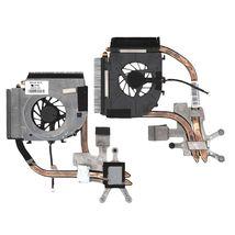 Система охлаждения HP 5V 0,38А 3-pin DELTA HP Pavilion DV5 (AMD)