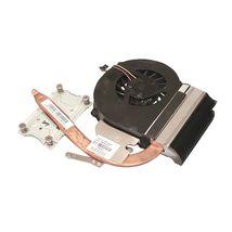 Система охлаждения для ноутбука HP 5V 0,4А 3-pin Forcecon HP Presario CQ43 (Intel Pentium)