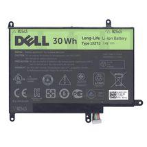 Оригинальная аккумуляторная батарея для планшета Dell 1X2TJ 7.4V Black 4142mAhr 30Wh