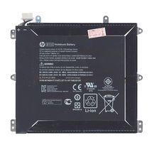Оригинальная аккумуляторная батарея для планшета HP BY02 3.7V Black 2840mAhr 21Wh