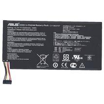 Оригинальная аккумуляторная батарея для планшета Asus C11-ME370T 3.7V Black 4325mAhr 16Wh