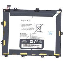 Оригинальная аккумуляторная батарея для планшета Alcatel TLp041C2 3.8V White 4060mAh 15.5Wh