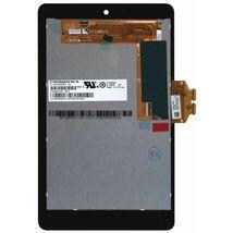 Матрица с тачскрином (модуль) Asus ME370 (Google Nexus 7 1gen)