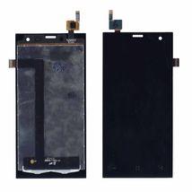 Матрица с тачскрином (модуль) для Highscreen Zera S черный