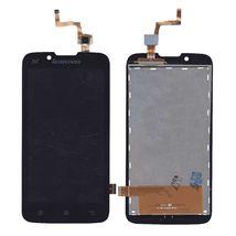 Матрица с тачскрином (модуль) для Lenovo IdeaPhone A328 черный