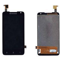 Матрица с тачскрином (модуль) для Lenovo IdeaPhone A526 черный