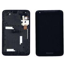 Матрица с тачскрином (модуль) для Lenovo IdeaTab A1000L черный