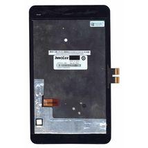Матрица с тачскрином (модуль) для Asus PadFone mini Station черный