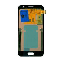 Матрица с тачскрином (модуль) для Samsung Galaxy J1 (2016) SM-J120F белый