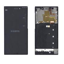 Матрица с тачскрином (модуль) для Xiaomi Mi-3 WCDMA с рамкой черный