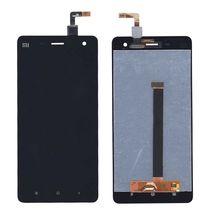 Матрица с тачскрином (модуль) для Xiaomi Mi4 черный