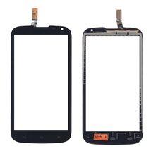 Тачскрин (Сенсорное стекло) для Huawei Ascend G610 черный