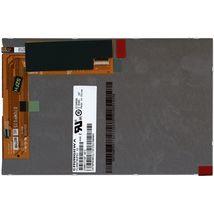 "Матрица для планшета 7"", Slim (тонкая), 31 pin (сверху по средине), 1280x800, Светодиодная (LED), без креплений, глянцевая, Chunghwa (CPT), CLAA070WP03"