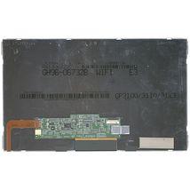 "7"", Slim (тонкая), 30 pin (снизу справа), 1024x600, Светодиодная (LED), без крепления, глянцевая, Samsung, LTL070NL02"