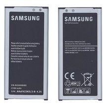 Оригинальная аккумуляторная батарея для Samsung BG-BG800BBE 3.85V 2100mAhr 8.09Wh