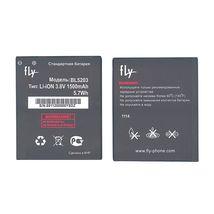 Оригинальная аккумуляторная батарея для Fly BL5203 3.8V Black 1500mAhr 5.7Wh