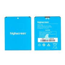Оригинальная аккумуляторная батарея для Highscreen Pure F 3.7V Black 6000mAhr 22.2Wh