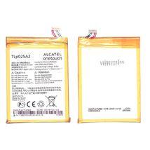 Оригинальная аккумуляторная батарея для Alcatel TLp025A2 3.8V White 2500mAhr 9.5Wh