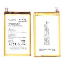 Оригинальная аккумуляторная батарея для Alcatel TLp034B2 3.8V White 3400mAhr 13Wh