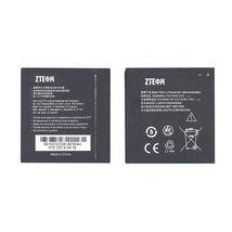 Аккумуляторная батарея для смартфона ZTE Li3818T43P3H605646 N909 3.7V Black 1800mAh 6.8Wh