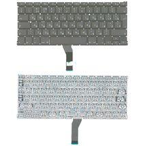 Клавиатура для ноутбука Apple MacBook Air 2010+ (A1369) Black, (No Frame), RU (вертикальный энтер)