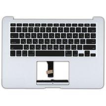 Клавиатура Apple MacBook Air 2012+ (A1466) Black с топ панелью, RU (горизонтальный энтер)