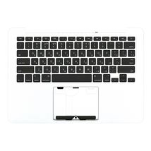 Клавиатура Apple MacBook Pro (A1425) Black с топ панелью, RU (горизонтальный энтер)
